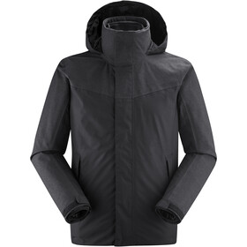Lafuma Jaipur GTX 3in1 Fleece Jacket Men, anthracite grey